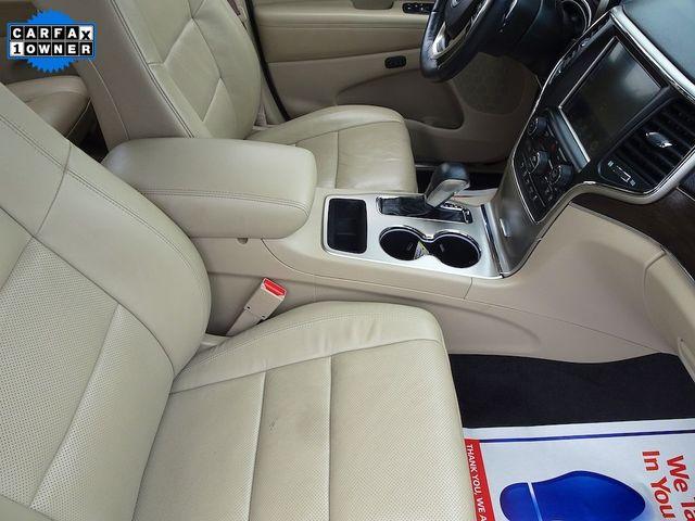 2017 Jeep Grand Cherokee Limited Madison, NC 47