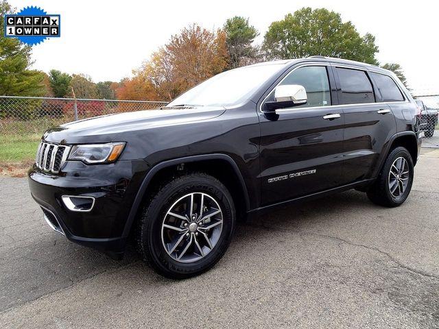 2017 Jeep Grand Cherokee Limited Madison, NC 6