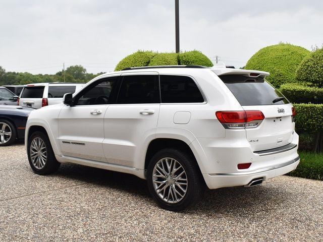 2017 Jeep Grand Cherokee Summit in McKinney, Texas 75070