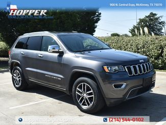 2017 Jeep Grand Cherokee Limited in McKinney, Texas 75070