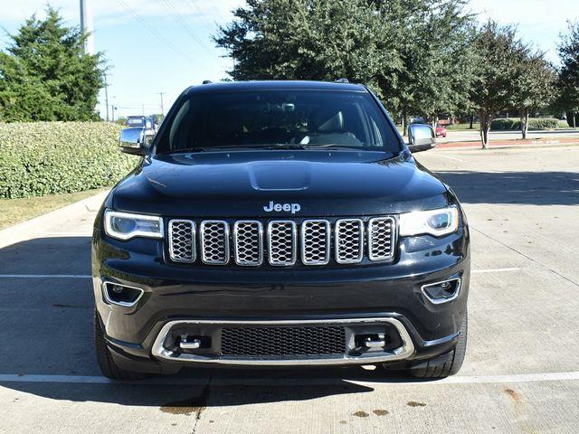 2017 Jeep Grand Cherokee Overland in McKinney, Texas 75070