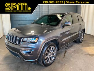 2017 Jeep Grand Cherokee Limited 75th Anniversary Edition in Merrillville, IN 46410