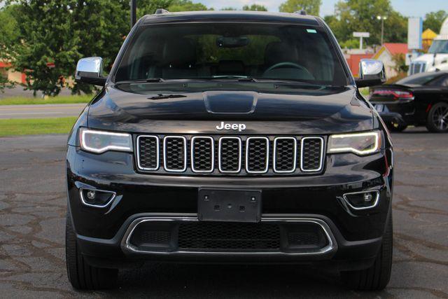 2017 Jeep Grand Cherokee Limited 4X4 - LUXURY GROUP II - NAV - PANO ROOF! Mooresville , NC 15