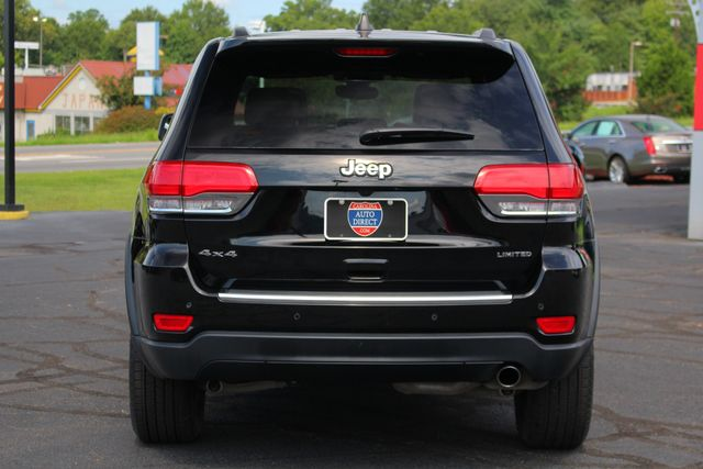 2017 Jeep Grand Cherokee Limited 4X4 - LUXURY GROUP II - NAV - PANO ROOF! Mooresville , NC 16