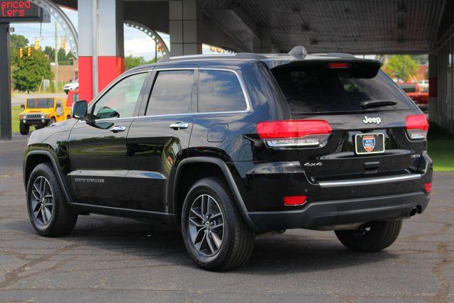 2017 Jeep Grand Cherokee Limited 4X4 - LUXURY GROUP II - NAV - PANO ROOF! Mooresville , NC 24