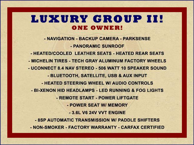 2017 Jeep Grand Cherokee Limited 4X4 - LUXURY GROUP II - NAV - PANO ROOF! Mooresville , NC 1