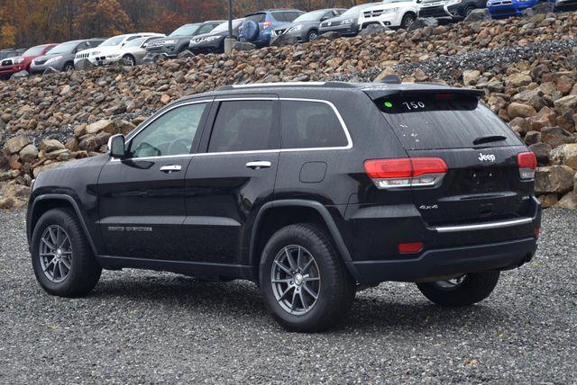 2017 Jeep Grand Cherokee Limited Naugatuck, Connecticut 2