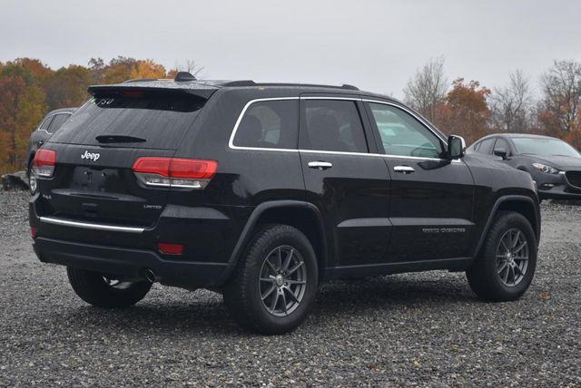 2017 Jeep Grand Cherokee Limited Naugatuck, Connecticut 4