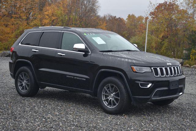 2017 Jeep Grand Cherokee Limited Naugatuck, Connecticut 6