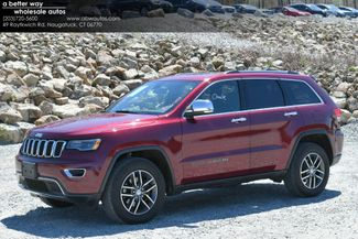 2017 Jeep Grand Cherokee Limited 4WD Naugatuck, Connecticut