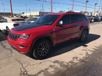 2017 Jeep Grand Cherokee Trailhawk in Oklahoma City OK