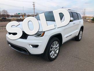 2017 Jeep Grand Cherokee Limited Osseo, Minnesota