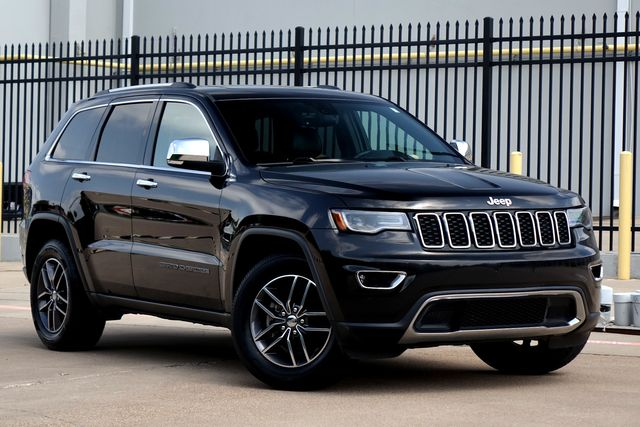 2017 Jeep Grand Cherokee Limited | Plano, TX | Carrick's Autos in Plano TX