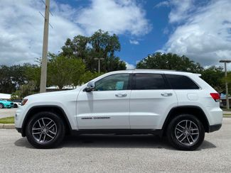2017 Jeep Grand Cherokee LIMITED LUXURY PANO ROOF 1 OWNER CARFAX CERT  Plant City Florida  Bayshore Automotive   in Plant City, Florida