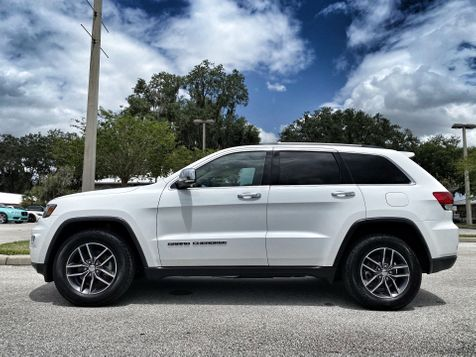2017 Jeep Grand Cherokee LIMITED LUXURY PANO ROOF 1 OWNER CARFAX CERT in Plant City, Florida