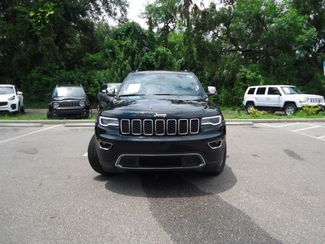 2017 Jeep Grand Cherokee Limited LUXURY GROUP. NAVI. PANORAMIC SEFFNER, Florida