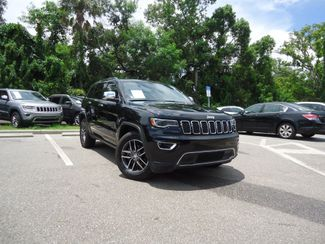 2017 Jeep Grand Cherokee Limited LUXURY GROUP. NAVI. PANORAMIC SEFFNER, Florida 10