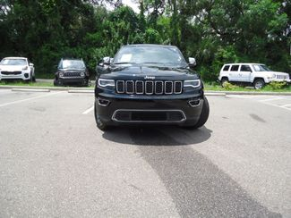 2017 Jeep Grand Cherokee Limited LUXURY GROUP. NAVI. PANORAMIC SEFFNER, Florida 11