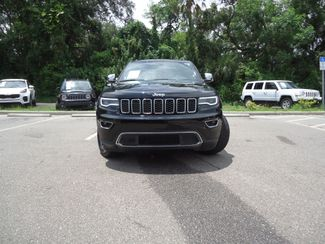 2017 Jeep Grand Cherokee Limited LUXURY GROUP. NAVI. PANORAMIC SEFFNER, Florida 12