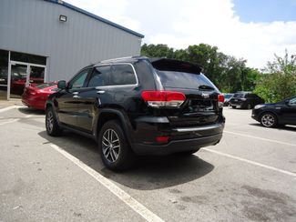 2017 Jeep Grand Cherokee Limited LUXURY GROUP. NAVI. PANORAMIC SEFFNER, Florida 14