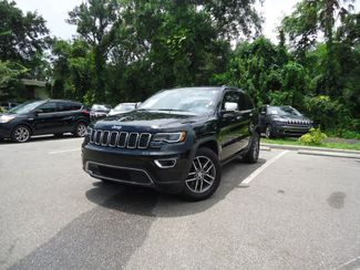 2017 Jeep Grand Cherokee Limited LUXURY GROUP. NAVI. PANORAMIC SEFFNER, Florida 7
