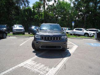 2017 Jeep Grand Cherokee Limited LUXURY GRP. PANORAMIC. NAVIGATION SEFFNER, Florida