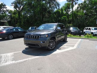 2017 Jeep Grand Cherokee Limited LUXURY GRP. PANORAMIC. NAVIGATION SEFFNER, Florida 7