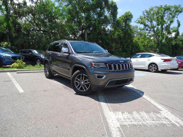 2017 Jeep Grand Cherokee Limited LUXURY GRP. PANORAMIC. NAVIGATION SEFFNER, Florida 10