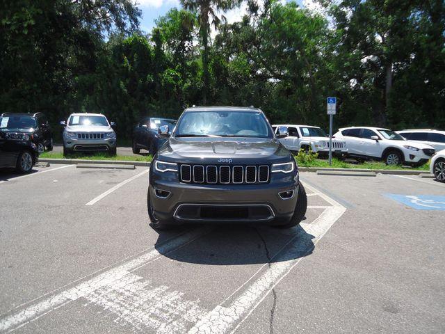 2017 Jeep Grand Cherokee Limited LUXURY GRP. PANORAMIC. NAVIGATION SEFFNER, Florida 12