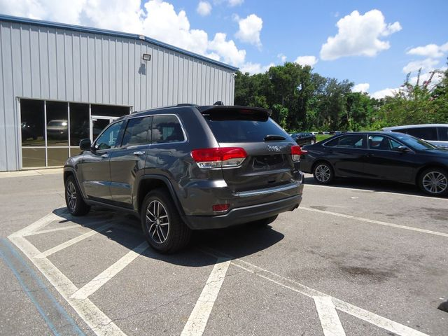 2017 Jeep Grand Cherokee Limited LUXURY GRP. PANORAMIC. NAVIGATION SEFFNER, Florida 14
