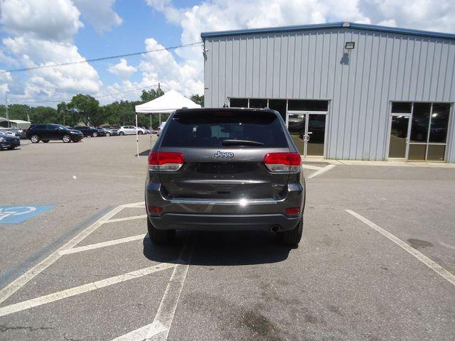 2017 Jeep Grand Cherokee Limited LUXURY GRP. PANORAMIC. NAVIGATION SEFFNER, Florida 17