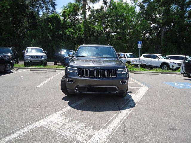 2017 Jeep Grand Cherokee Limited LUXURY GRP. PANORAMIC. NAVIGATION SEFFNER, Florida 9