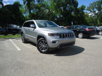 2017 Jeep Grand Cherokee Limited LUXURY. PANORAMIC. NAVIGATION SEFFNER, Florida 10