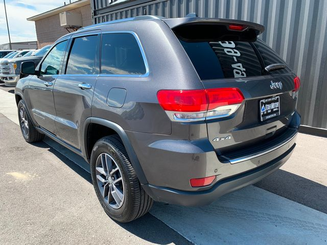 2017 Jeep Grand Cherokee Limited in Spanish Fork, UT 84660