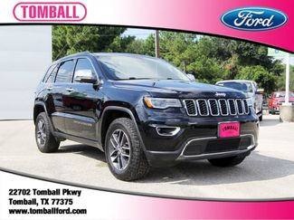 2017 Jeep Grand Cherokee Limited in Tomball, TX 77375