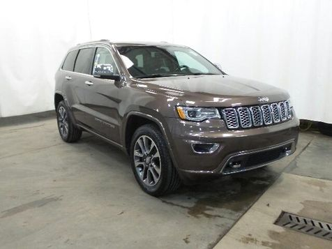 2017 Jeep Grand Cherokee Overland in Victoria, MN
