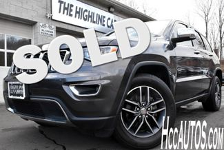 2017 Jeep Grand Cherokee Limited Waterbury, Connecticut