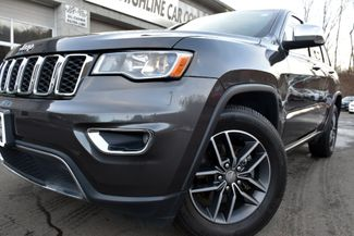 2017 Jeep Grand Cherokee Limited Waterbury, Connecticut 11