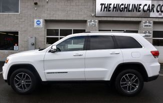 2017 Jeep Grand Cherokee Limited Waterbury, Connecticut 2