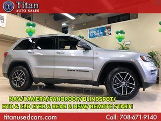 2017 Jeep Grand Cherokee Trailhawk in Worth, IL 60482