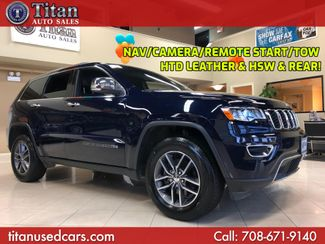 2017 Jeep Grand Cherokee Limited in Worth, IL 60482