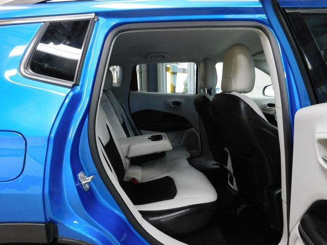 2017 Jeep New Compass Latitude in Airport Motor Mile ( Metro Knoxville ), TN 37777