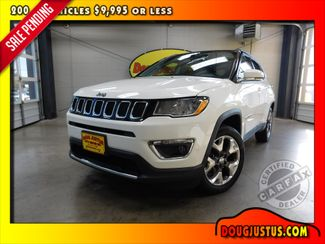 2017 Jeep New Compass Limited in Airport Motor Mile ( Metro Knoxville ), TN 37777
