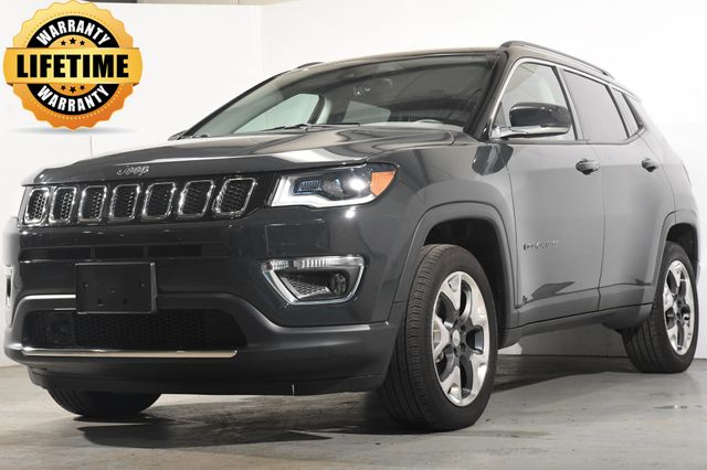 2017 Jeep New Compass Limited w/ Safety Tech