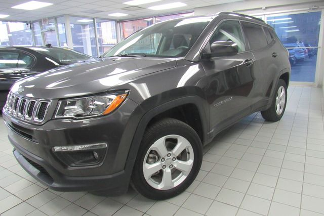 2017 Jeep New Compass Latitude W/ BACK UP CAM Chicago, Illinois 2