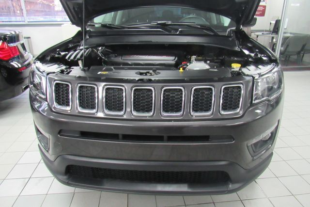 2017 Jeep New Compass Latitude W/ BACK UP CAM Chicago, Illinois 36