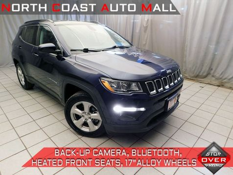 2017 Jeep New Compass Latitude in Cleveland, Ohio