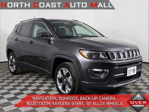 2017 Jeep New Compass Limited in Cleveland, Ohio