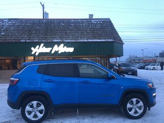 2017 Jeep New Compass Latitude  city ND  Heiser Motors  in Dickinson, ND