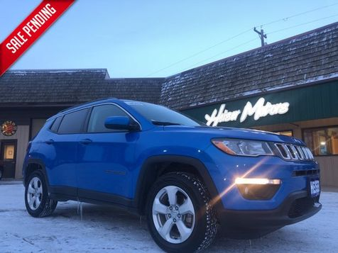 2017 Jeep New Compass Latitude in Dickinson, ND